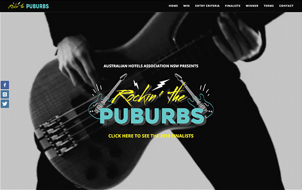Rock'n The Puburbs